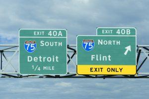 Flint Sign