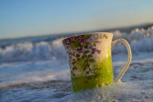 Mug in Ocean