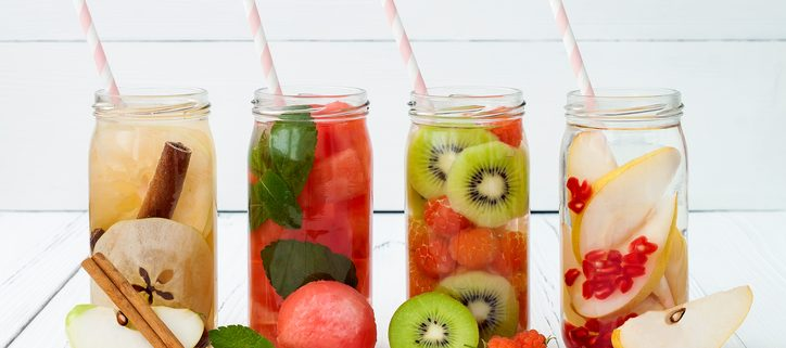 Fruity Drinking Water